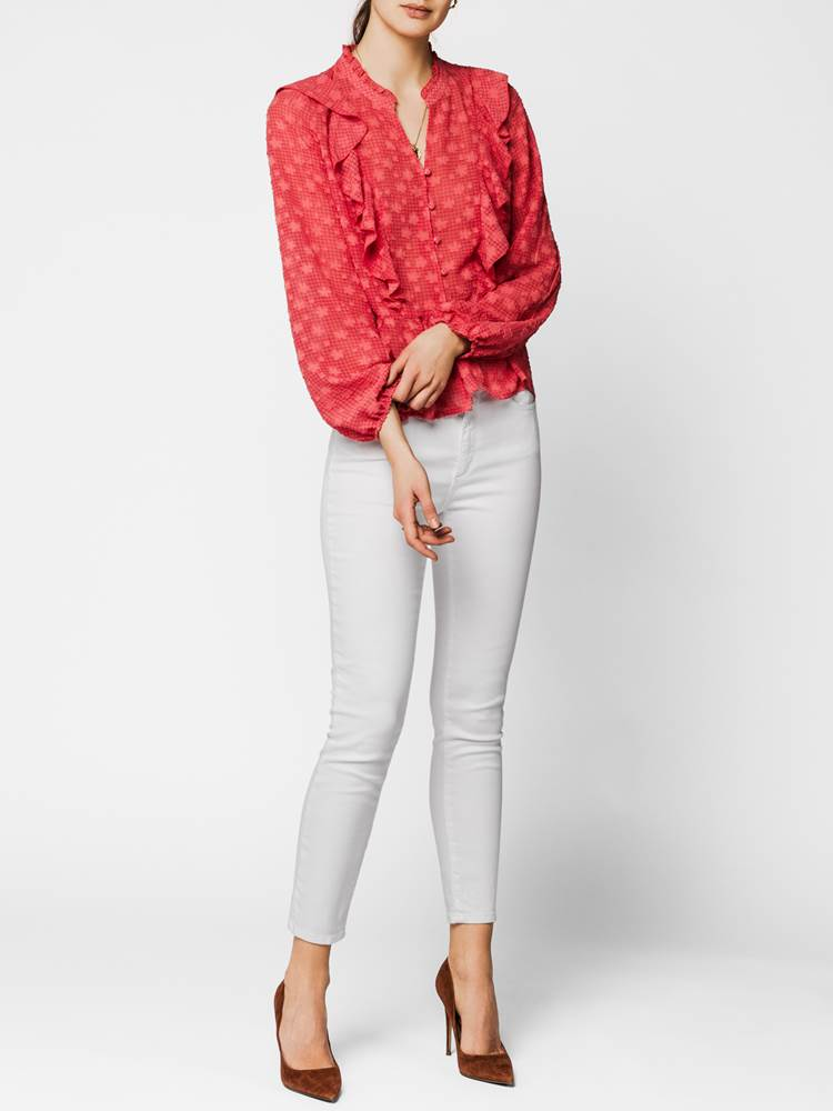 Bessie Bluse 7242101_MQF-MARIEPHILIPPE-S20-Modell-front_Bessie Bluse MQF.jpg_Front||Front