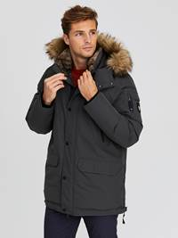 Vancouver Dunparkas 7244176_IFK-JEANPAUL-A20-Modell-front_23627_Vancouver Dun Parkas IFK_Vancouver Dunparkas IFK.jpg_Front||Front