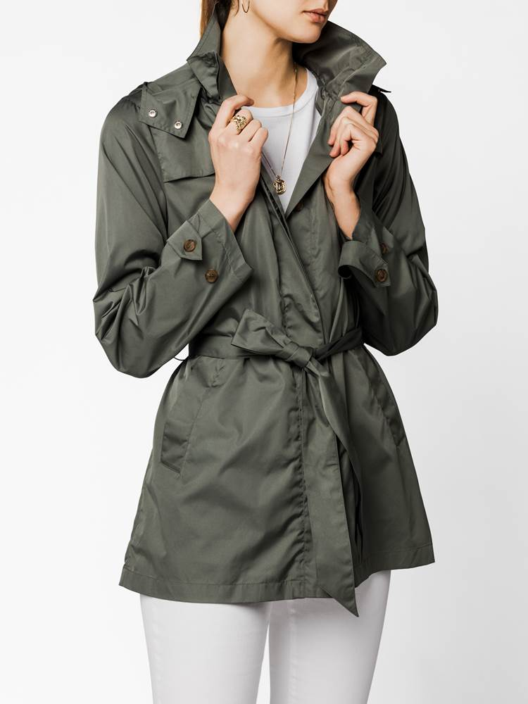 Zusanne Trench 7242044_GMR-MARIE PHILIPPE-S20-FRONT-MODELL.jpg_Front  Front