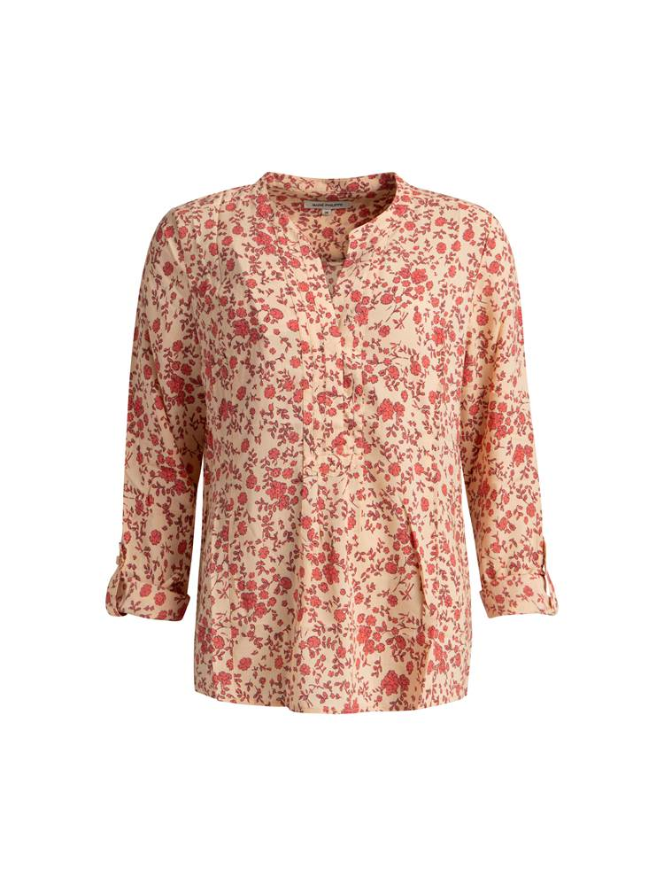 June Paisley Bluse 7241200_MQF-MARIE PHILIPPE-S20-front_June Paisly  Bluse_June Paisley Bluse MQF.jpg_Front||Front