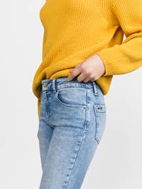 Sabine Cropped Jeans 7236886_DAF-JEANPAULFEMME-S19-Modell-front_58098_Sabine Cropped Jeans DAF.jpg_Front  Front