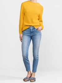Sabine Cropped Jeans 7236886_DAF-JEANPAULFEMME-S19-Modell-front_83389.jpg_Front  Front