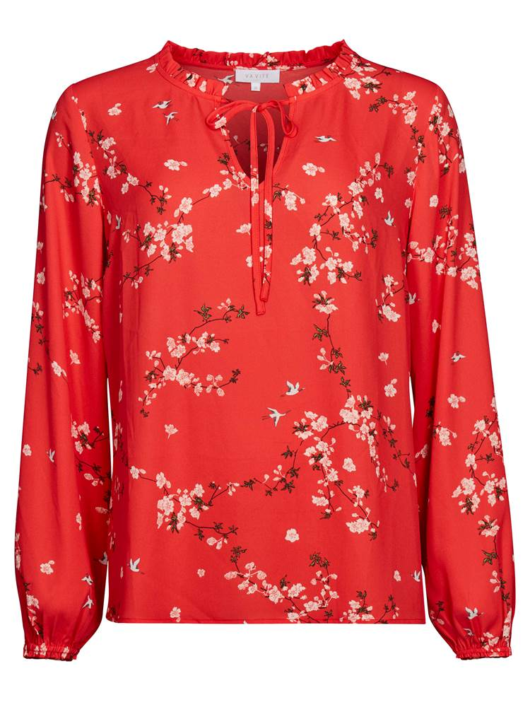 Blossom Bluse 7237003_MQH-VAVITE-S19-front_49544_Blossom Bluse MQH.jpg_Front||Front