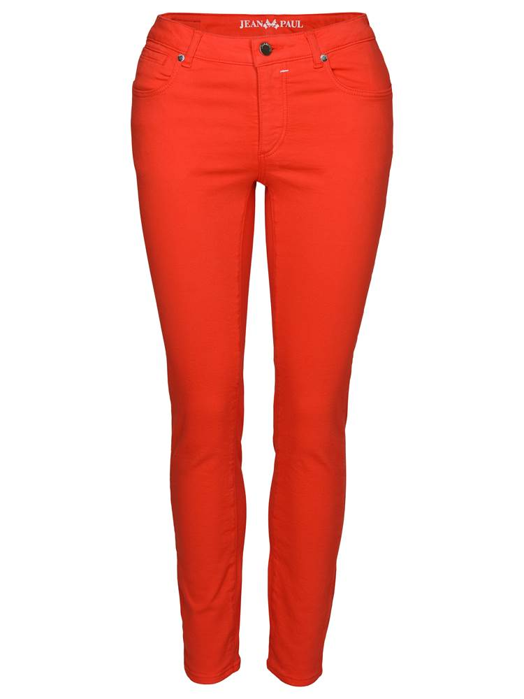 Sabine Color Cropped Bukse 7236885_K3V-JEANPAUL-S19-front_Sabine Color Cropped Pant_Sabine Color Cropped Bukse K3V.jpg_