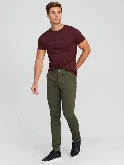 Alan Color Hyper Stretch Chino GUC