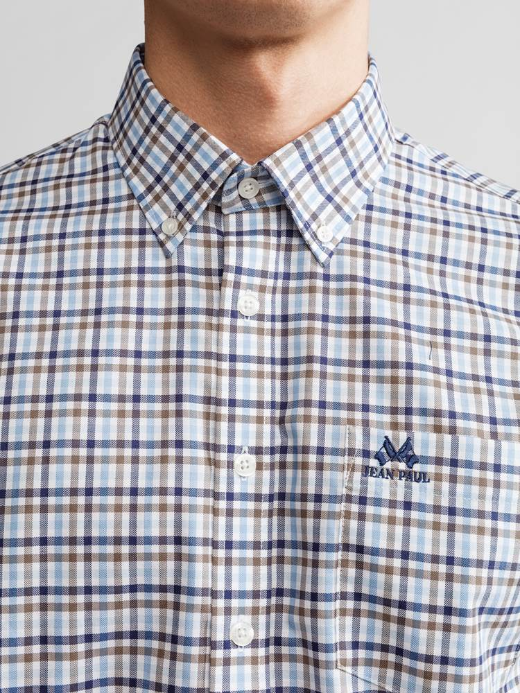 Dashiel Oxford Skjorte 7221119_JEAN PAUL_DASHIEL OXFORD SHIRT_DETAIL_L_ENB_Dashiel Oxford Skjorte ENB.jpg_
