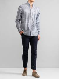 Dashiel Oxford Skjorte 7221119_JEAN PAUL_DASHIEL OXFORD SHIRT_FRONT2_L_ENB_Dashiel Oxford Skjorte ENB.jpg_