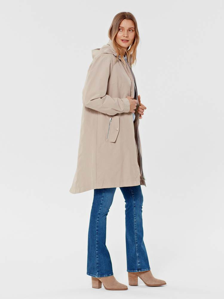 Lea Parkas 7246118_I4X-MARIE PHILIPPE-S21-MODELL-RIGHT_Lea Parkas I4X.jpg_Right||Right