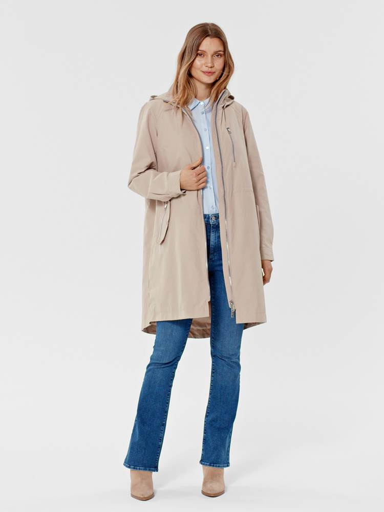 Lea Parkas 7246118_I4X-MARIE PHILIPPE-S21-MODELL-FRONT_Lea Parkas I4X.jpg_Front||Front