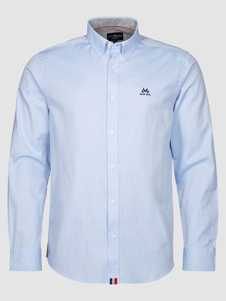 Carl Skjorte - Regular Fit 7236750_E9O-JEANPAUL-S19-front_5497_Carl Shirt_Carl Skjorte - Regular Fit E9O.jpg_Front||Front