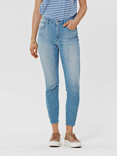 Sophia Cropped Jeans DAD