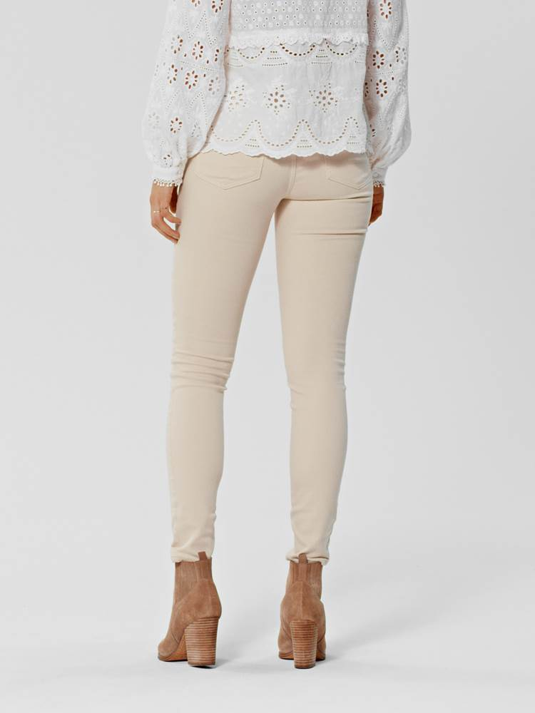 Sophia Cropped Color Jeans 7245925_I2E-VA VITE-S21-MODELL-BACK_Sophia Cropped Color Jeans I2E.jpg_Back||Back