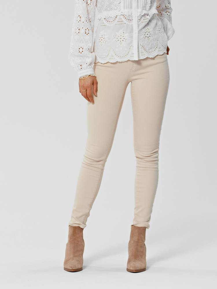 Sophia Cropped Color Jeans