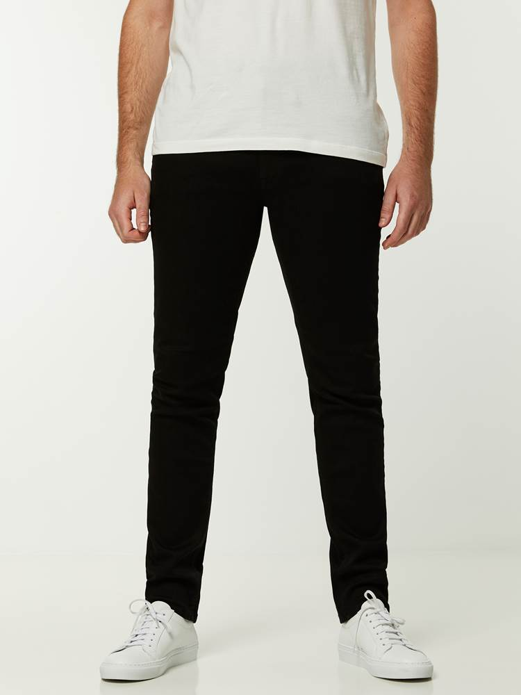 Slim Will Blk.Blk. Superstretch Jeans 7244847_D03-HENRYCHOICE-A20-Modell-front_64179_Slim Will Blk.Blk. Superstretch Jeans D03.jpg_Front  Front