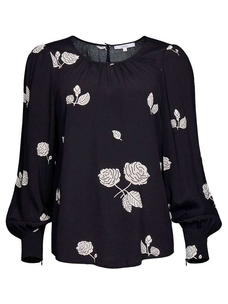 Rosely Bluse 7236948_CAB-MCDONNA-S19-front_74858_Rosely Bluse_Rosely Bluse CAB.jpg_Front||Front