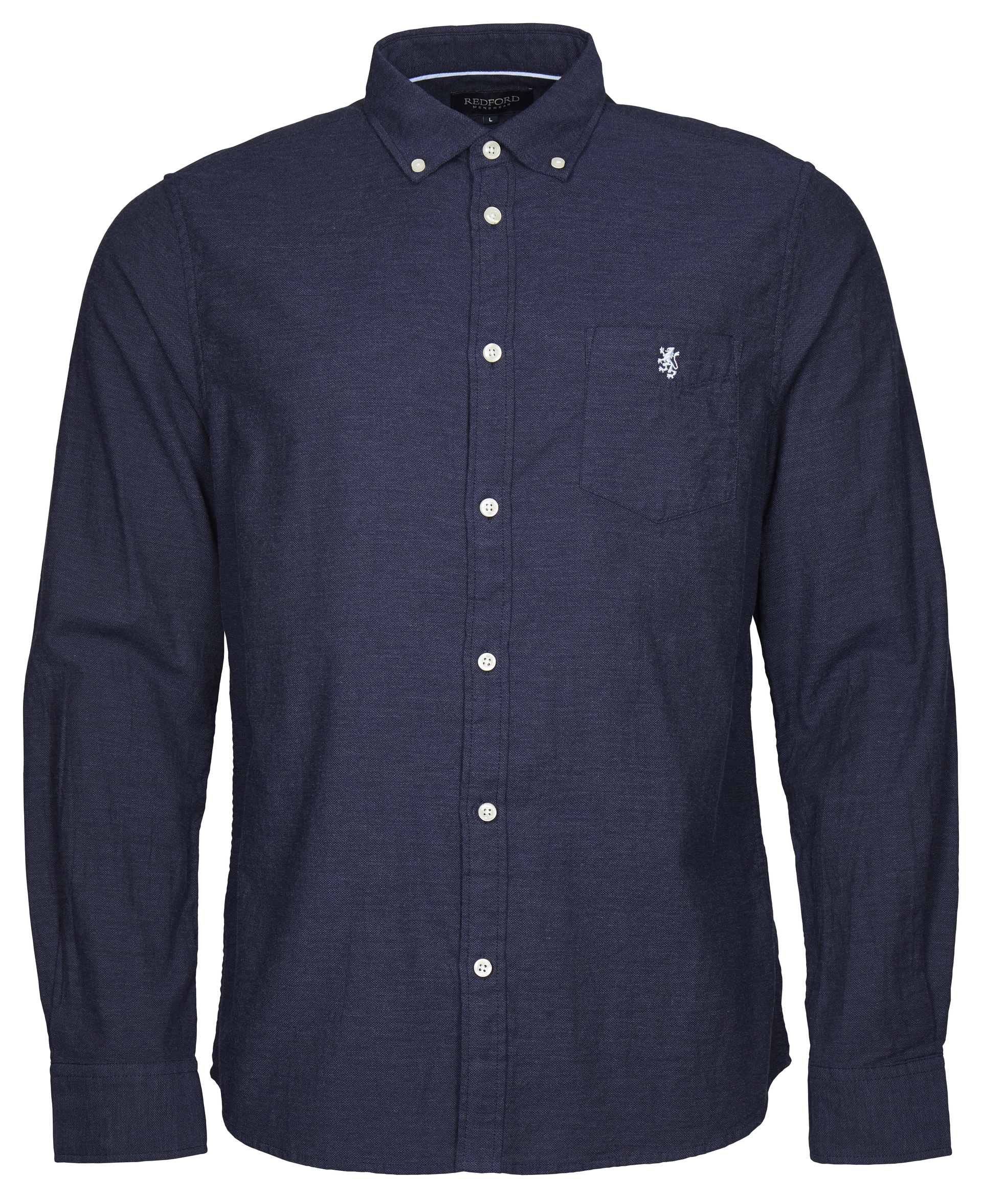 Danbury Skjorte Dress Blues | MATCH nettbutikk
