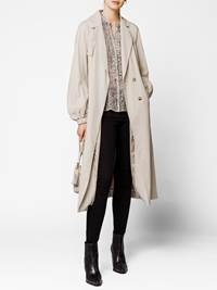 Emilia Trench 7242159_A9S-DONNA-S20-FRONT-MODELL_Emilia Trench A9S.jpg_Front||Front