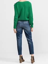 Suzanne Jeans 7236692_DAB-JEANPAULFEMME-S19-Modell-back_57051_Suzanne Jeans DAB.jpg_Back  Back