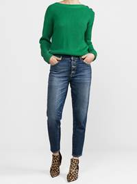 Suzanne Jeans 7236692_DAB-JEANPAULFEMME-S19-Modell-front_14012_Suzanne Jeans DAB.jpg_Front||Front
