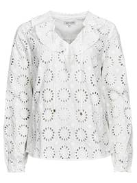 Claria Blonde Bluse 7236993_O79-MARIEPHILIPPE-S19-front_67250_Claria Blonde Bluse.jpg_Front||Front
