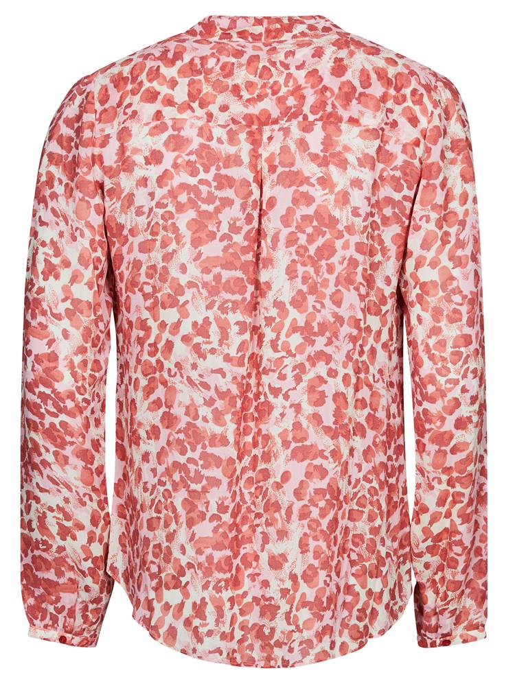 Lilly Bluse 7238202_MGR-MARIE PHILIPPE-S19-back_Lilly Bluse_Lillt Bluse MGR_Lilly Bluse MGR.jpg_Back||Back