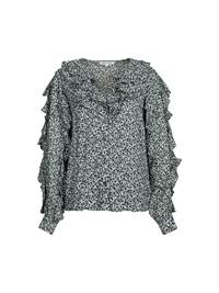 Lavina Printet Bluse 7243654_GIV-MARIEPHILIPPE-S20-front_23861_Lavina Printet Bluse_Lavina Printet Bluse GIV.jpg_Front||Front