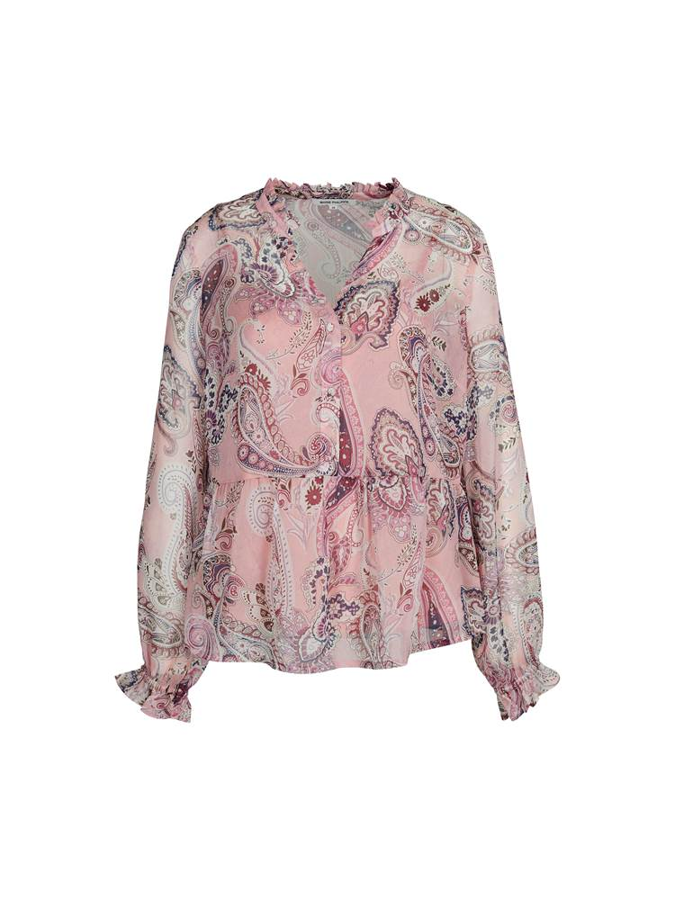 Anna Bluse 7243651_MLG-MARIE PHILIPPE-H20-front_Anna Bluse_Anna Bluse MLG.jpg_Front||Front