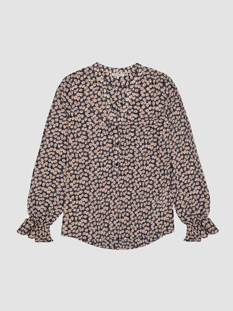 Maud Bluse 7245847_MHN-JEANPAULFEMME-S21-front_76636_Maud Blouse_Maud Blouse MHN_Maud Bluse MHN.jpg_Front||Front
