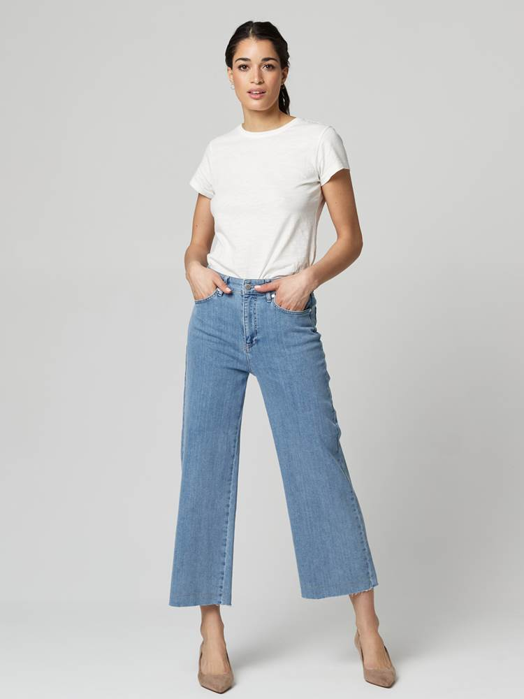 Camille Cropped Jeans 7246035_DAF-JEANPAULFEMME-S21-Modell-front_97104_Camille Cropped Jeans DAF.jpg_Front||Front