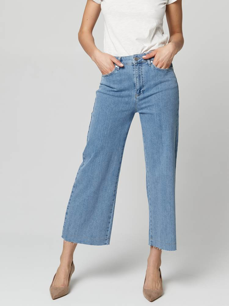 Camille Cropped Jeans 7246035_DAF-JEANPAULFEMME-S21-Modell-front_62970_Camille Cropped Jeans DAF.jpg_Front||Front