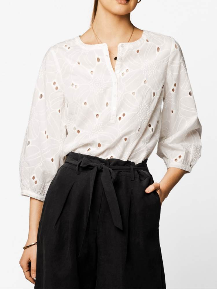 Malene Bluse 7243410_O68-MARIE PHILIPPE-H20-Modell-front.jpg_Front  Front