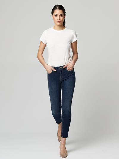 Sabine Cropped Jeans D04