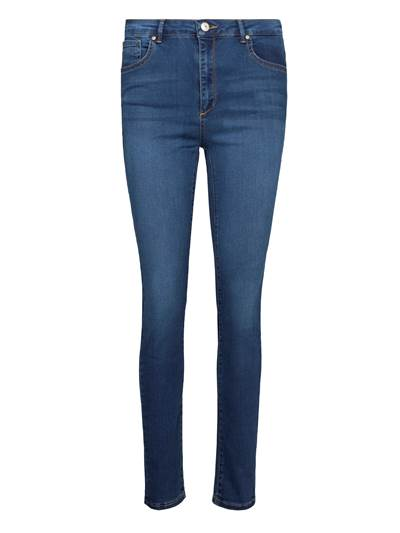 Sophia High Waist Cropped Jeans DAB