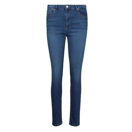 Sophia High Waist Cropped Jeans