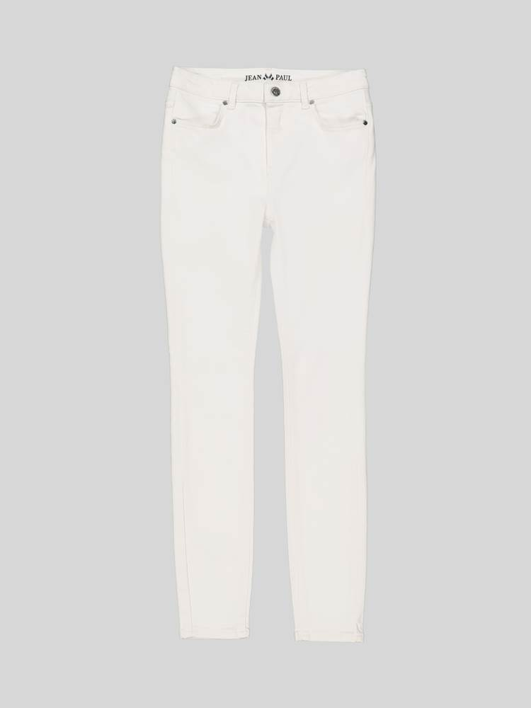Ine Highwaist Color Jeans 7246034_O68-JEANPAULFEMME-S21-front_6273_Ine Highwaist Color Jeans_Ine Highwaist Color Jeans O68.jpg_Front  Front