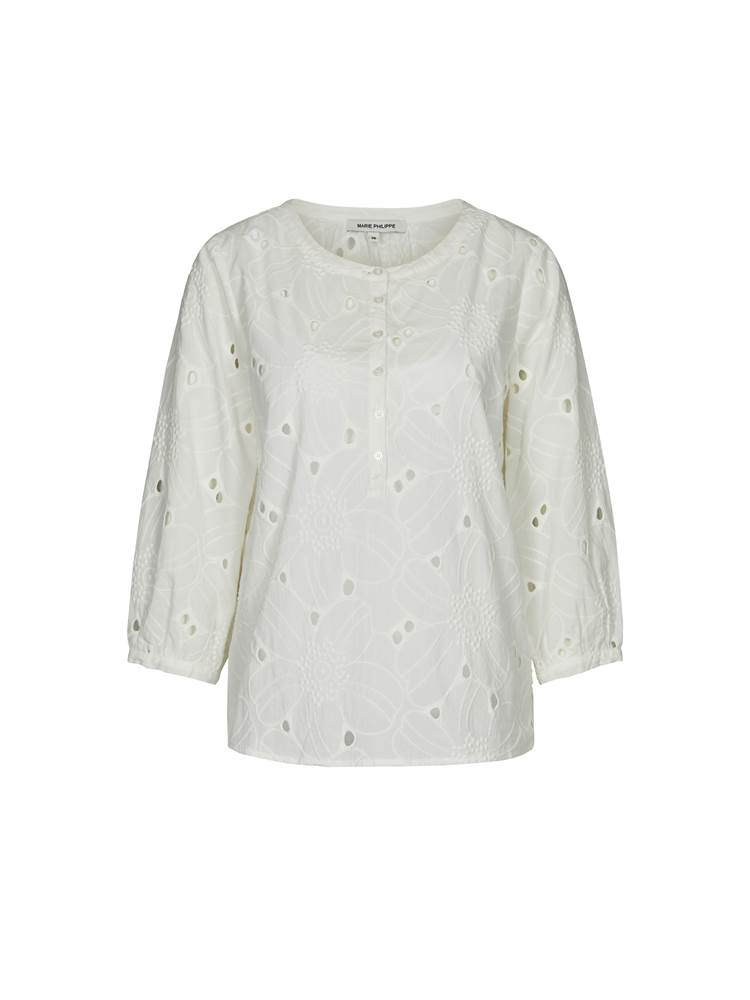 Malene Bluse 7243410_O68-MARIEPHILIPPE-H20-front_11595_Malene Bluse.jpg_Front  Front