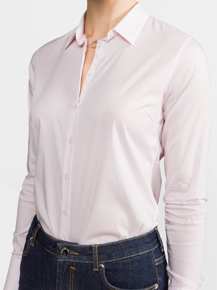 Melina Stretch Bluse