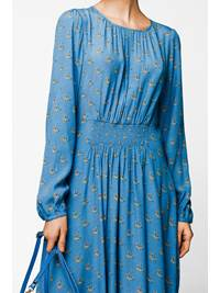 Flowerly Kjole 7236945_ECQ-DONNA-S19-modell-front_Flowerly Kjole ECQ.jpg_Front||Front