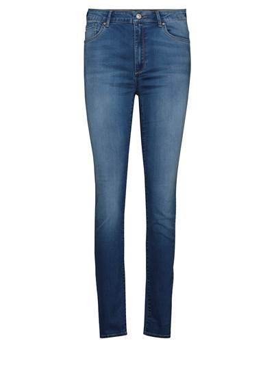 Sophia High Waist Cropped Jeans DAD