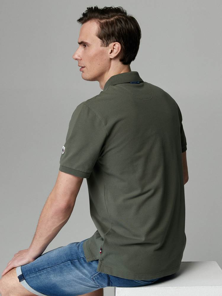Marvin Stretch Pique 7246540_GOR-JEANPAUL-H21-Modell-back_26940_Marvin Stretch Pique GOR.jpg_Back  Back
