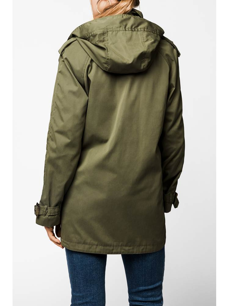Thelma Trench 7237021_GOZ-MARIEPHILIPPE-S19-Modell-back_2091_Thelma Trench GOZ.jpg_Back||Back