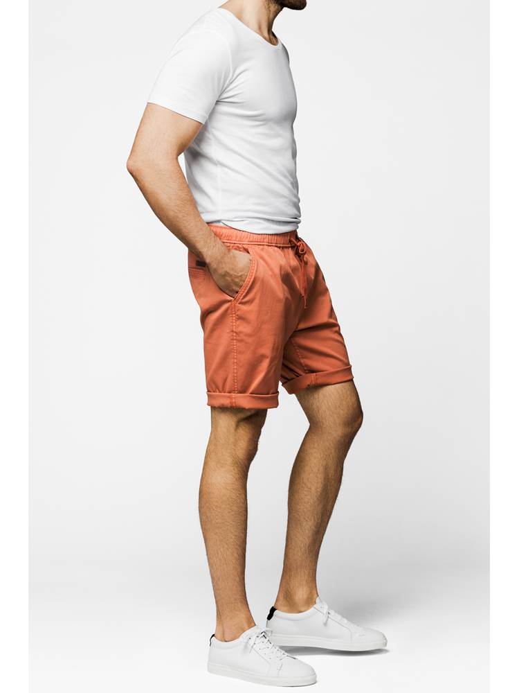 Relaxed Shorts 7237810_K3J-REDFORD-H19-Modell-front_78609_Relaxed Shorts K3J.jpg_Front||Front