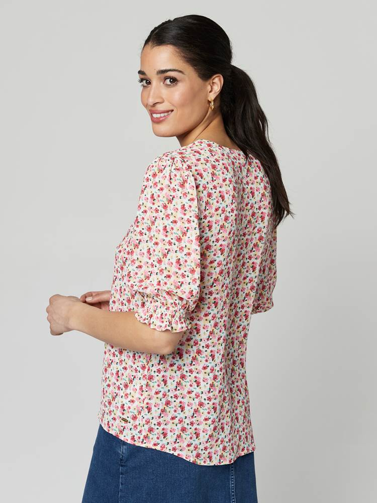 Stephanie Bluse 7246521_MNH-JEANPAULFEMME-H21-Modell-front_52391_Stephanie Bluse MNH_Stephanie Bluse MNH 7246521.jpg_Front||Front