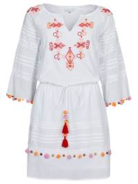 Anais Kjole 7238069_O68-DONNA-H19-front_Anais Kjole.jpg_Front||Front