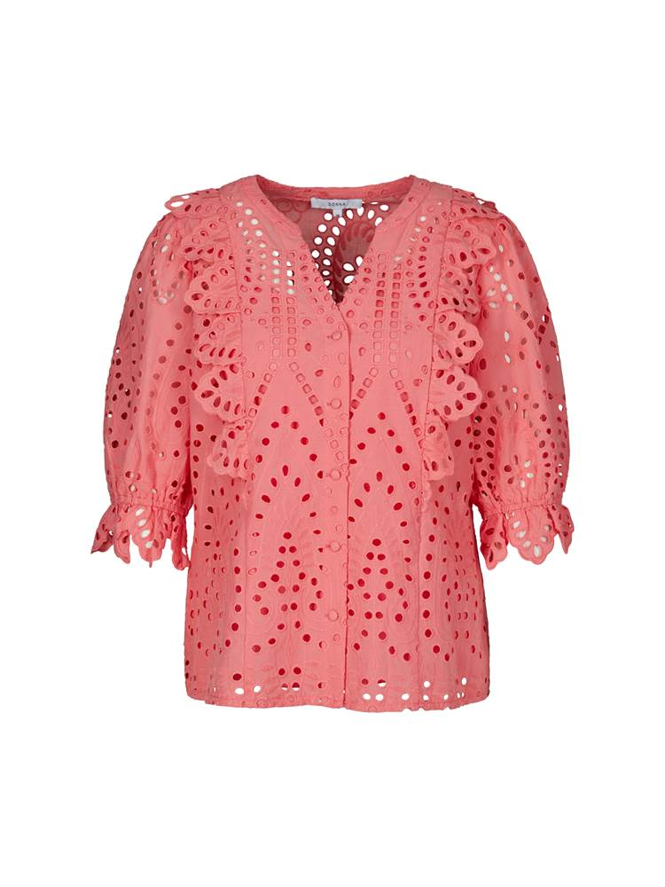 Willow Bluse 7247146_MOB-DONNA-H21-front_Willow Bluse_Willow Bluse MOB.jpg_Front||Front