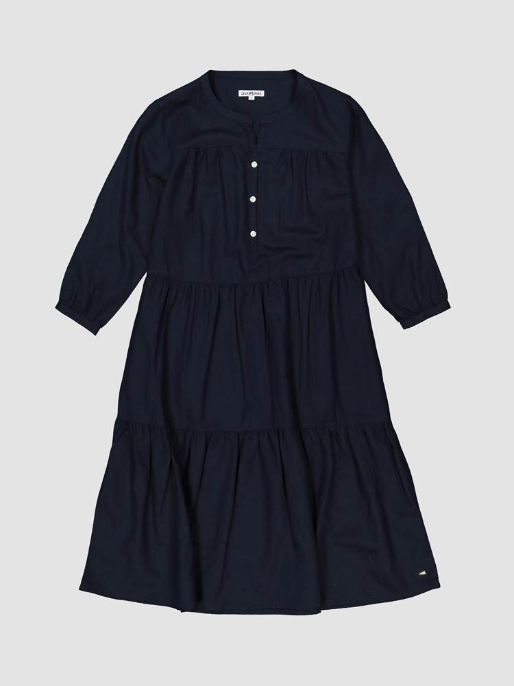 Louise Linkjole 7246589_EM6-JEANPAULFEMME-H21-front_93805_Louise Linen Dress_Louise Linkjole EM6.jpg_Front  Front