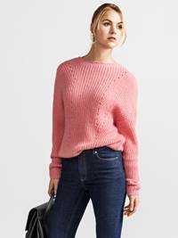 Billy Strikkegenser 7236622_JEAN PAUL_BILLY KNIT_FRONT_S_MNZ_Billy Strikkegenser MNZ.jpg_Front||Front