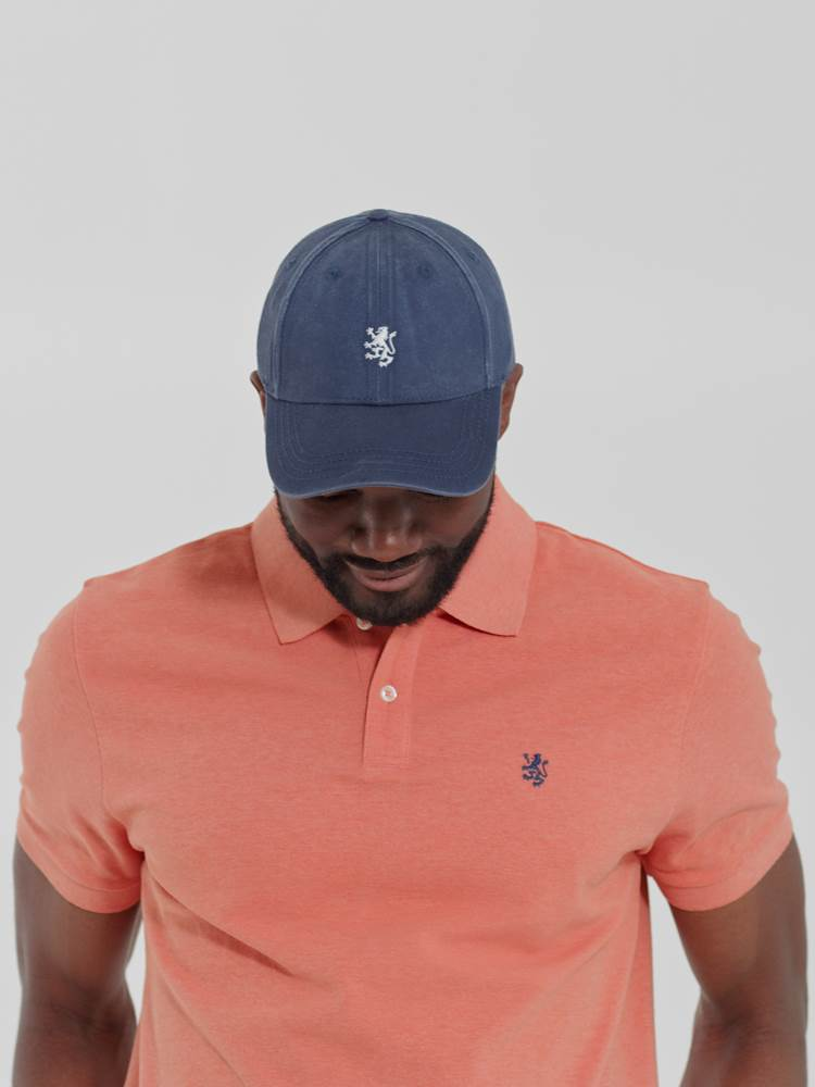 Twill Caps 7246361_EMU-Redord-S21-Modell-Front_Twill Caps EMU.jpg_Front||Front