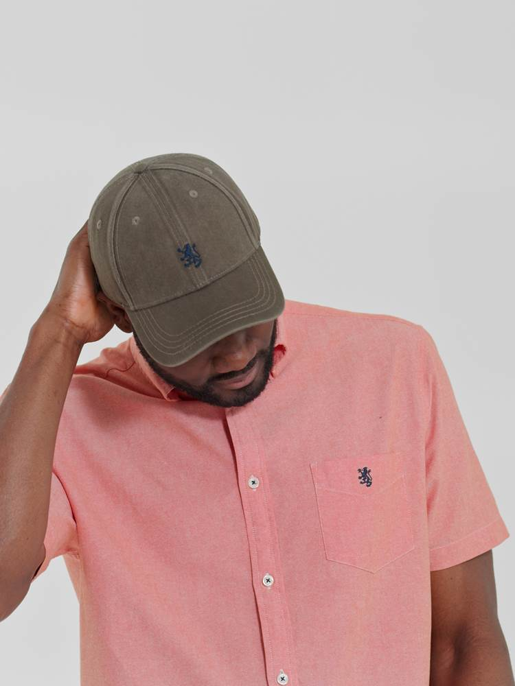 Twill Caps 7246361_GOR-Redord-S21-Modell-Front_Twill Caps GOR.jpg_Front||Front