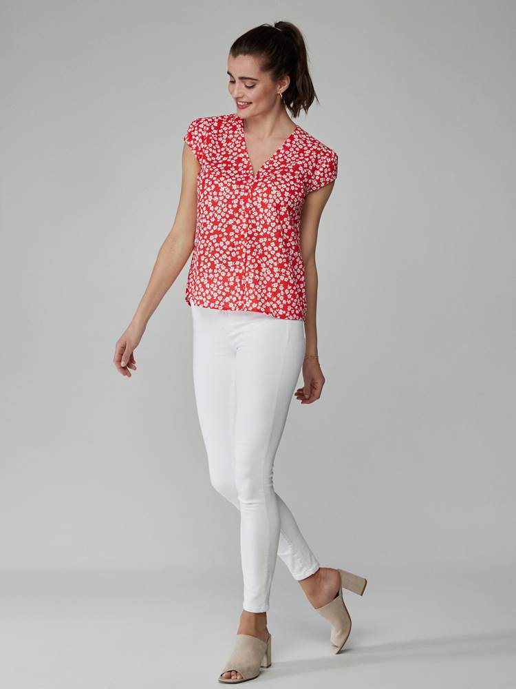 Fleurie Bluse 7247061_K3S-JEANPAULFEMME-H21-Modell-front_17229_Fleurie Bluse K3S.jpg_Front  Front